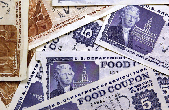 Living off $4 a Day, the Food Stamp Challenge